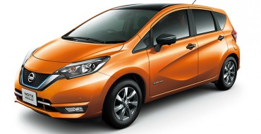 e-POWER Electrified Powertrain Drives Nissan Note to the Top of January Sales in Japan