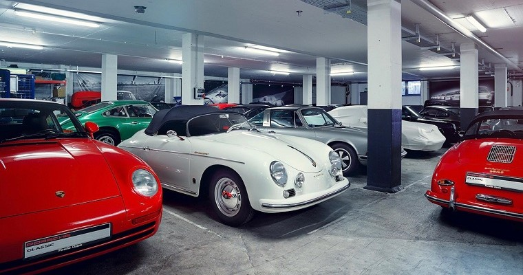 Porsche Can Now 3D-Print Obscure Classic Car Parts