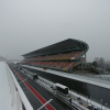Formula One 2018: Pre-Season Testing Recap – Day 3 (Snow, Snow Everywhere)