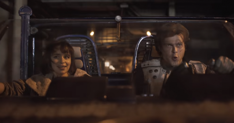 """First Footage from """"Solo: A Star Wars Story"""" Showcases Various New Vehicles"""