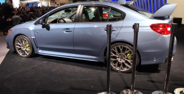 Subaru Celebrates US Anniversary With Cupcakes and Cars
