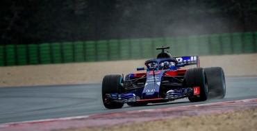 Toro Rosso Takes the Wraps Off Honda-Powered STR13