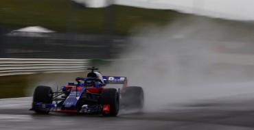 Toro Rosso Completes 'Perfect' Honda Shakedown