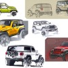 """FCA Asks Young Automotive Designers to Envision the Jeep Wrangler of the Future for the Latest """"Drive for Design"""" Contest"""