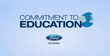 Ford Awards $50,000 in Grants to Winners of STEAM High School Community Challenge