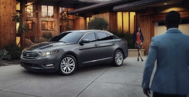 2018 Ford Taurus Overview