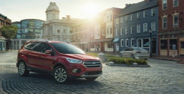 2018 Ford Escape Overview