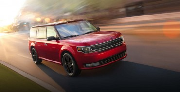 2018 Ford Flex Overview