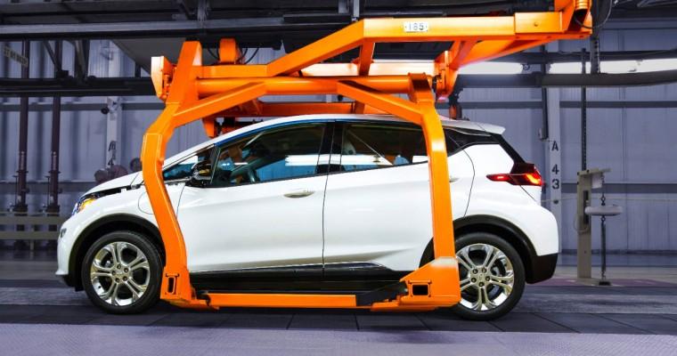 General Motors CEO Announces Plans to Expand Chevrolet Bolt EV Production
