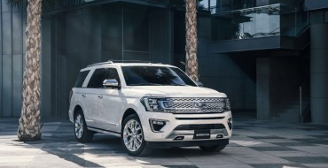 2018 Ford Expedition Launches in Middle East in March