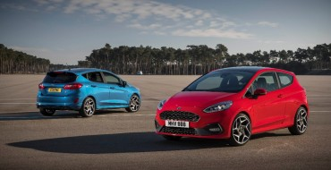 [Photos] 2018 Ford Fiesta ST—Still Not Coming to America—Gets Optional Quaife LSD, Launch Control