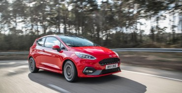 Ford Sales Increase 12.6% in Traditional 20 European Markets in April