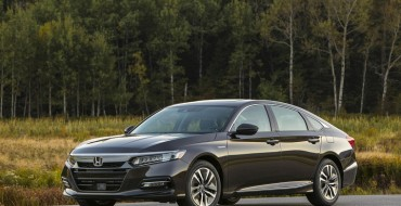 All-New 2018 Honda Accord Hybrids Hits Showrooms at $25,100