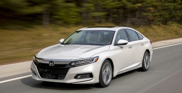 2018 Honda Accord Named a 'Must Test Drive' Award Winner