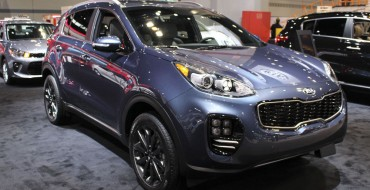 Kia Sportage Reaches 5 Million in World Sales