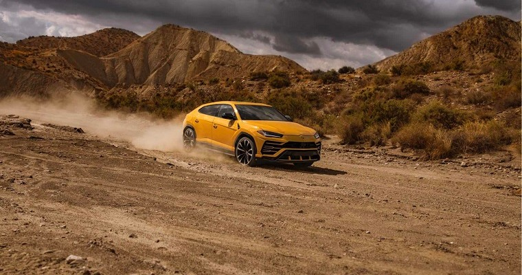 Lamborghini Launches Certified Pre-Owned Program