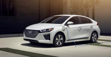 2018 Hyundai Ioniq Plug-in Hybrid Overview