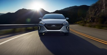 "2018 Hyundai Ioniq Earns ""Best Hybrid Car"" Title from U.S. News & World Report"