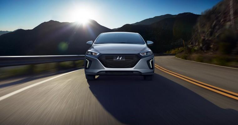 "2018 Hyundai Ioniq Earns ""Best Hybrid Car"" Title from U.S. News & World Report"