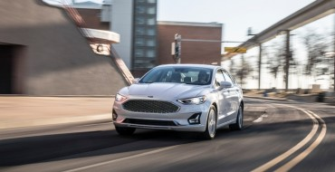 Ford Says Farewell to the Fusion as Production Ends