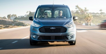 2019 Ford Transit Connect Wagon is Most Efficient Small Van at 29 MPG