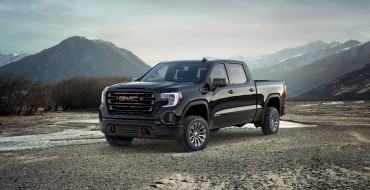 GMC Enters Off-Road Market, Debuts 2019 Sierra AT4