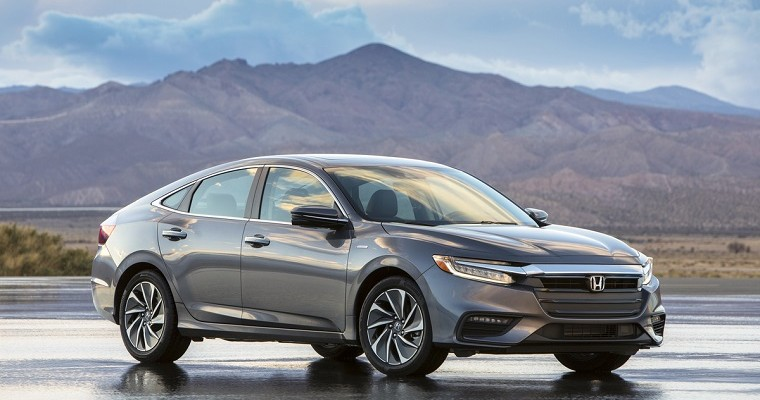 2019 Honda Insight Launches in New York with 55 MPG City