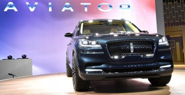 [Photos] Hey, Lincoln Aviator, You Sure Do Look Nice