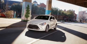 2019 Toyota Yaris Sedan Debuts in New York, Drops the iA