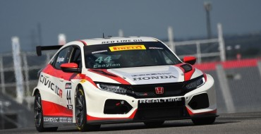 Honda Returns to Pirelli World Challenge with Civic Type R