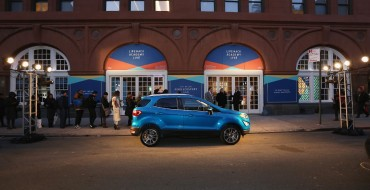 The 2018 Ford EcoSport: Great for Life Hacks, and Also If You've Broken Your New Year's Resolution