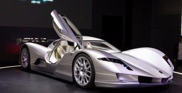 The Japanese Electric Car That's Faster Than Tesla