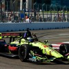 Bourdais Snatches Victory at IndyCar Opener in Dramatic Finish