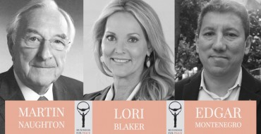 American Business Leader Honored with 2018 Oslo Business For Peace Award