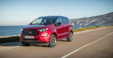 Ford of Europe July Sales Get a Boost from EcoSport, Kuga, Fiesta ST