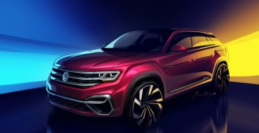 Volkswagen's Chattanooga Factory to Build All-New Five-Passenger Atlas