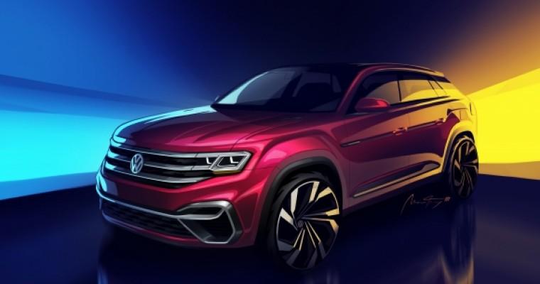 Volkswagen's Chattanooga Factory to Build All-New Five-Passenger Atlas