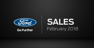 Ford F-Series Earns Best February Since 2000; Ford Motor Company Sales Fall 7%