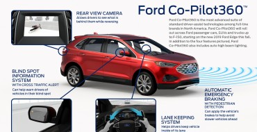Ford Co-Pilot360 Will Offer Most Comprehensive Suite of Standard Driver-Assist Technologies