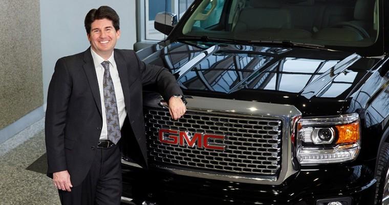 General Motors Announces a Pair of Executive Promotions