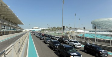 If You Wanted to See 191 GMCs Set a Guinness World Record, You Should Have Been in Abu Dhabi Last Week