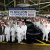 Honda Celebrates 25 Million Vehicles Built in the US