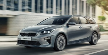 Third-Generation Kia Ceed Sportswagon Makes Appearance at Geneva International Motor Show