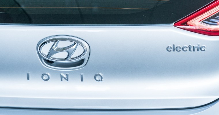 Norwegian Electric Vehicle Association Recognizes Hyundai Ioniq as Best Electric Car for Winter Driving