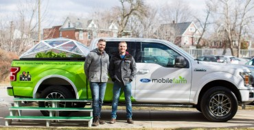 Ford Mobile Farm Provides Fresh Produce, Educational Opportunities in Detroit