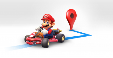 Google and Nintendo Bring Mario Kart to Google Maps for Mario Day