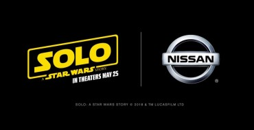 Nissan and Lucasfilm Join Forces Again for 'Star Wars'