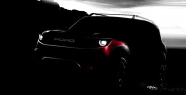 Ford Teases New Small Off-Road SUV; Announces Explorer ST, Bronco Hybrid, Tons More