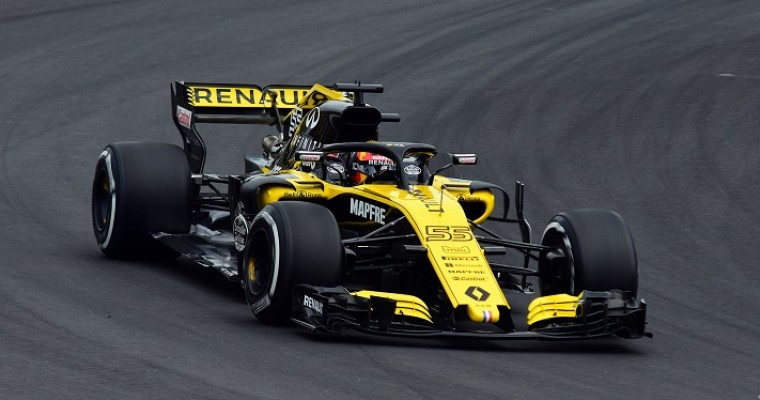 Renault Disqualified From Japanese Grand Prix Results