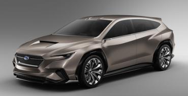 Subaru VIZIV Tourer Concept Debuts at Geneva International Motor Show